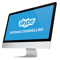 Distance Counseling Using Skype.